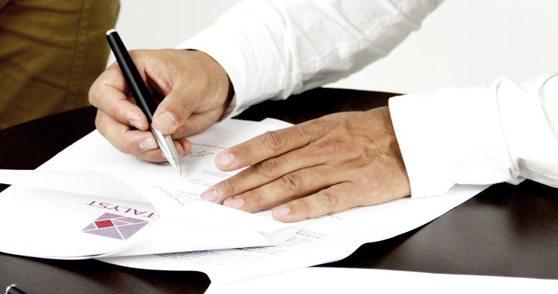 signing-letter